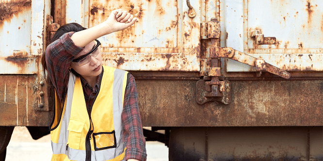 7 Dangers Of On-The-Job Dehydration